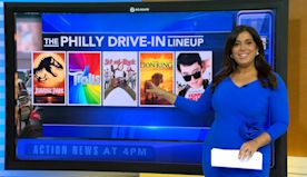 Philly Drive-In Movie Nights to Fill the Mann Center with Free Fun