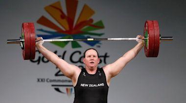 跨性別運動員首次亮相奧運賽場引發爭議