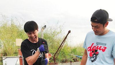 江宏傑「第一次」驚爆職業傷害 老司機姚元浩羞喊「做就對了」-娛樂-HiNet生活誌