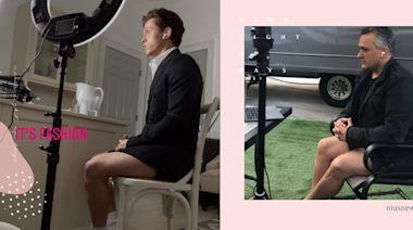 荷蘭弟「視訊不穿褲」引跟風!《復仇者聯盟》導演也脫了,湯姆霍蘭德告白:我愛他的腿 | 名人娛樂 | 妞新聞 niusnews