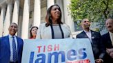 NY Attorney General Letitia James held private talks about running for governor in wake of Cuomo resignation