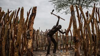 The Big Danger in South Sudan May Be Empty Stomachs, Not Loaded Guns