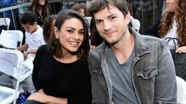 Ashton Kutcher and Mila Kunis Troll Tabloids Claiming They're Getting Divorced