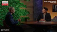 LeVar Burton is Over 'Jeopardy!' Debacle | THR News