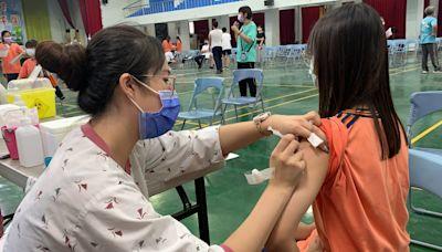 接種意願98% 台南這國中生打完疫苗這舉動嚇壞副市長