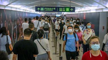 Delta擴散 中國暫停發出入境證件
