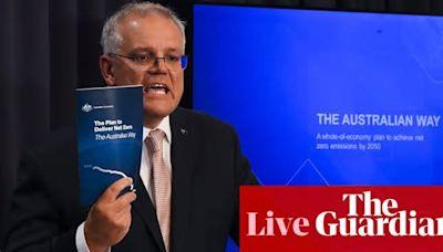 Australia news live update: Scott Morrison unveils details of 2050 net zero plan; Victoria premier outlines new pandemic laws