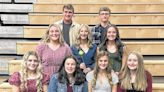 Eastern NHS 'taps' new members - Pomeroy Daily Sentinel