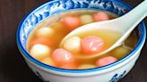 A Chinese sweet that's a homophone for reunion