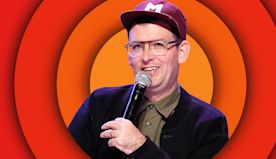 Moshe Kasher Really Believes in the Power of Crowd Work