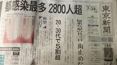 劉黎兒觀點》東京單日確診創新高 東奧隨時叫停也不意外