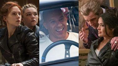 好想衝進電影院!《玩命關頭9》延檔1個月影迷最崩潰 《黑寡婦》下月播映有變數