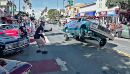 San Francisco Celebrates Rise of Lowrider Community With Car Show and Cruise