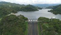 水庫持續溢流 蓄水量達1億1475萬噸