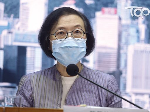 【流感疫苗】政府購入逾94萬劑流感疫苗 陳肇始率一眾官員接種 - 香港經濟日報 - TOPick - 新聞 - 社會