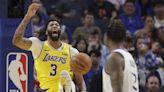 NBA》戴維斯、詹皇聯手宰制禁區 魔術強森:其他球隊要小心了!