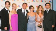 """The """"Friends"""" Cast: Then and Now"""