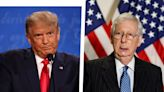 Will Trump blame McConnell for blocking a new stimulus?