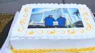 Las Vegas bellmen honored for 50 years on the job