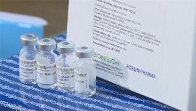 疫苗涵蓋率破五成 第10輪BNT由第9類40歲往下打