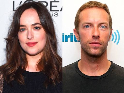 Dakota Johnson and Chris Martin Prove They're Still Going Strong With Vacation in Spain