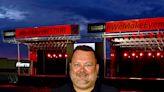 Marion native Chris Parton has built stages for NASCAR, Kansas City Chiefs