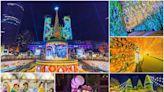 2020新北耶誕城與迪士尼攜手合作的年末慶典!四大燈區與迪士尼裝置藝術總整理~