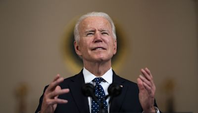 Joe Biden to fly Floyd family to Washington as he promises police reform