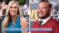 Exes Kate and Jon Gosselin Celebrate Sextuplets 16th Birthday with Social Media Tributes