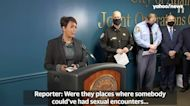 Atlanta mayor says she won't condone 'victim blaming' in Tuesday's spa shootings