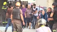 Civilians evacuated as Beirut violence continues