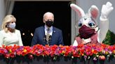 President Joe Biden Introduces Masked Easter Bunny at White House