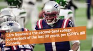 ESPN lists Cam Newton as second-best college quarterback in last 30 years