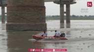 印度雨季到 洪水沖出恆河沿岸數百具屍體