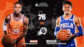《NBA 2K》菜雞互啄!鳳凰城太陽Mikal Bridges率隊痛打76人