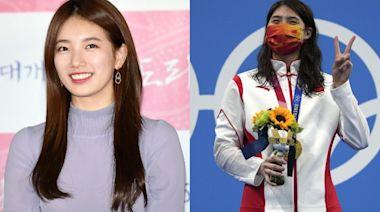東京奧運|「蝶后」張雨霏連奪兩金仲破紀錄 高顏值被指似裴秀智