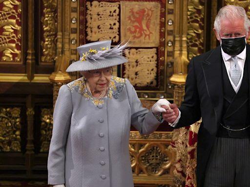 英女皇發表御座致辭 國會開幕大典120年來首次沒有君主配偶王座   蘋果日報