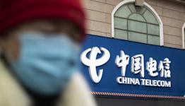 China Telecom Seeks $7.3 Billion in World's Top Listing of 2021