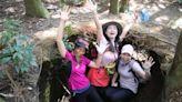 跟著百年前的隘勇線攀登油羅山 享受「森」呼吸也玩考古拼圖