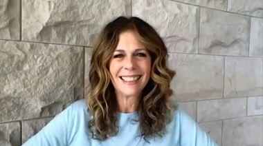 Rita Wilson opens up about her and Tom Hanks' coronavirus recovery