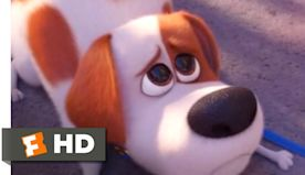 The Secret Life of Pets 2 - Max Goes to the Vet | Fandango Family