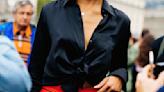 Las blusas satinadas de Zara que harán que te olvides del 'qué me pongo' en tus eventos importantes
