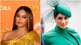 Beyoncé is among the celebrities praising Meghan Markle for her 'courageous' interview with Oprah