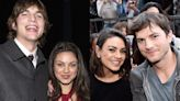 It took Ashton Kutcher and Mila Kunis 14 years to start dating. Here's a timeline of their sweet relationship.