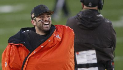 Brushing off Aaron Rodgers trade talk, the Browns are all in on Baker Mayfield while setting 'a new standard'