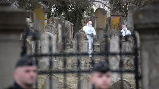 Netanyahu slams 'shocking' anti-Semitic vandalism in France