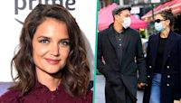 Katie Holmes & Boyfriend Emilio Vitolo Jr. Split After 8 Months Together (Reports)