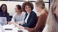 How KPMG provides opportunities for women to step into leadership