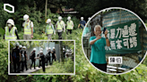 過百人員入馬屎埔收地 被拆屋陳伯:你要我老人家點樣? | 立場報道 | 立場新聞