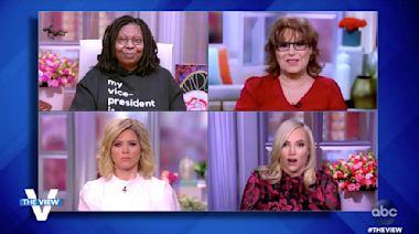 Meghan McCain and Joy Behar Go at It Over American 'Enemy' Ted Cruz